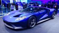 Die Überraschung in Detroit: der Ford GT