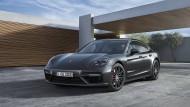 Der neue Porsche Panamera ist da
