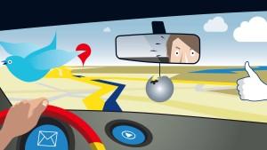 Muss der Autofahrer sozial vernetzt sein?