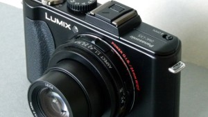 Lumix DMC-LX5: Kreativer Spielraum in knappster Form