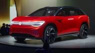 Für 2021: VW ID Roomzz