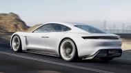 Ende 2018 oder Anfang 2019 soll der neue Porsche auf die Straße rollen
