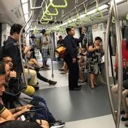 So sauber kann eine U-Bahn sein