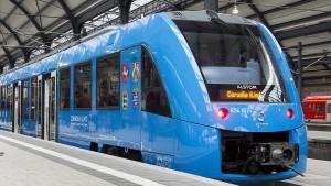 Zug um Zug mit Wasserstoff