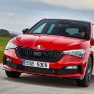 Der letzte seiner Art: Škoda Scala mit Erdgasantrieb