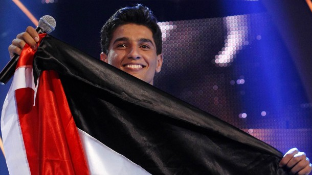 Palästinenser gewinnt Arab Idol