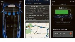 Ausgespäht im Auto mit der App