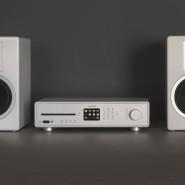 Das komplette System von Sonoro besteht aus drei Komponenten.