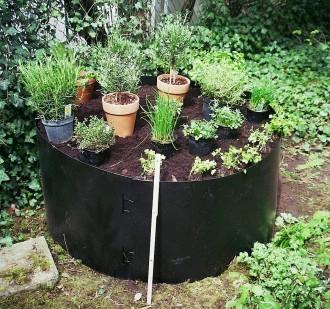 Gartensaison Ein Hochbeet Ist Ein Segen