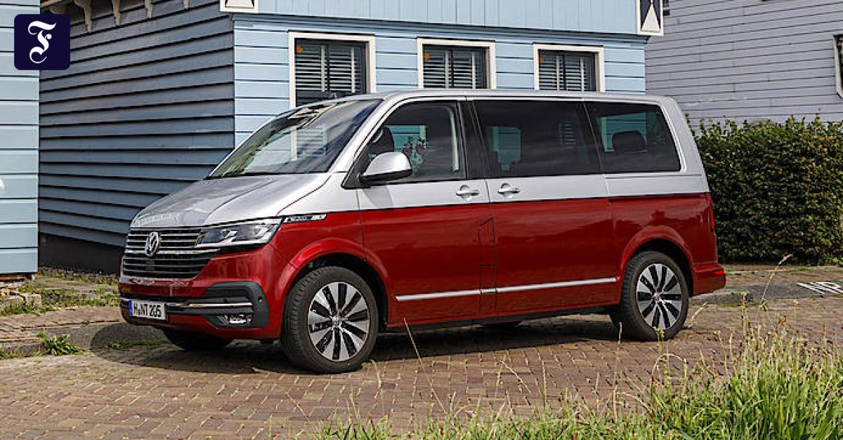 Fahrbericht VW Bus: Meister T macht meist glücklich
