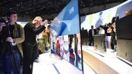 Sonys Android-Fernseher kamen mit einer Softwareversion in die Läden, die unter anderem streikte, wenn sie TV-Sendungen mit einer angeschlossenen USB-Festplatte aufnehmen sollten.