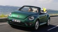 VW Beetle Dune Cabriolet