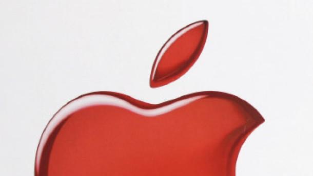 Beiß' doch mal in diesen Apfel