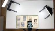 Gutes Licht ist alles: iPhone X mitsamt LED-Leuchten am Rand