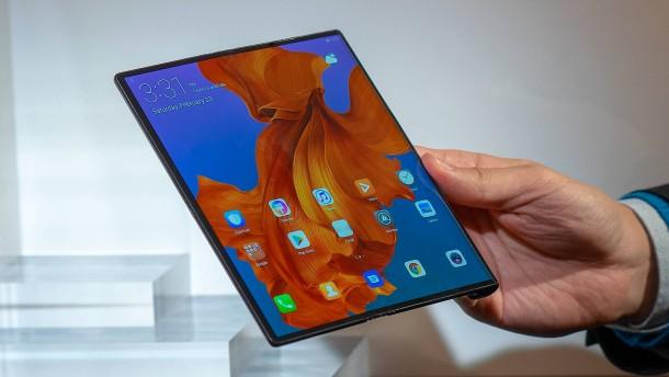Huawei stiehlt Samsung die Show