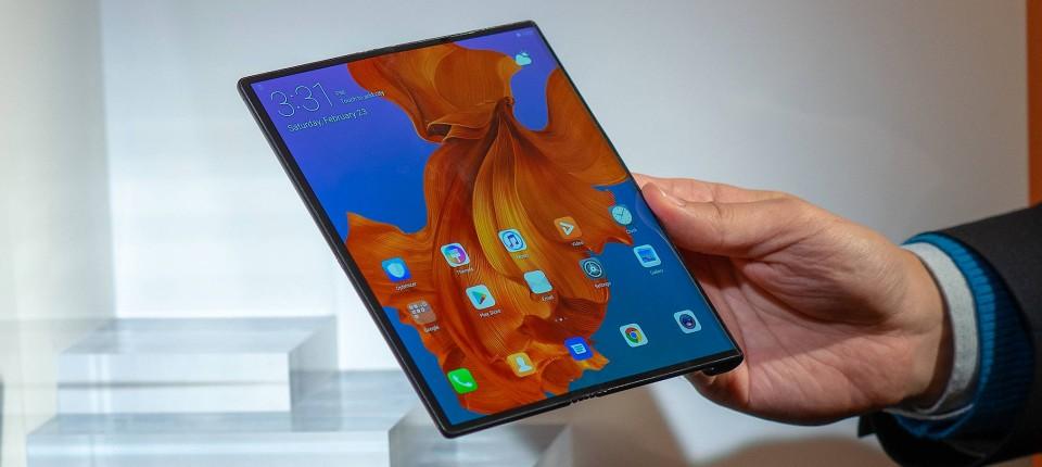 Huawei Faltbar