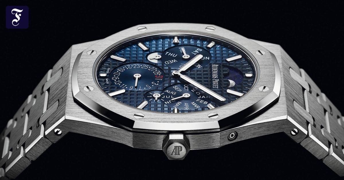 Sehr teure Uhren: Hier eine Auswahl