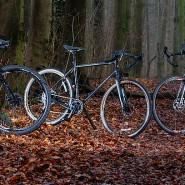 Gravelbikes: ideal für ruppige Straßen, leichtes Gelände und den Wald.