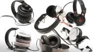 Anspruchsvolle Kopfhörer für Smartphones
