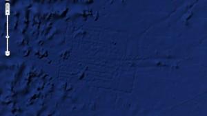 Atlantis, vom Schiff überfahren