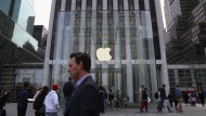 Einer von 432: Apple-Store in Manhattan