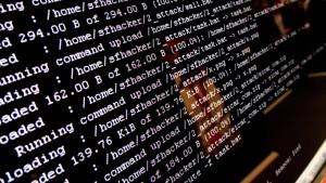 Hacker mit Stil