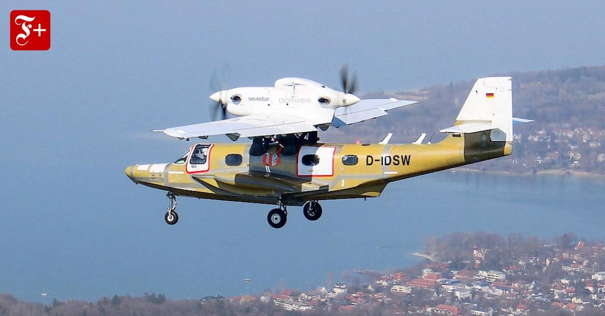 Neues Amphibien-Flugboot: Comeback für die Seastar