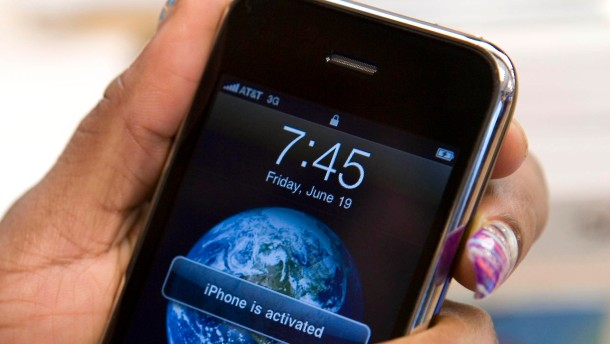 Apple-Geräte weiter vorn