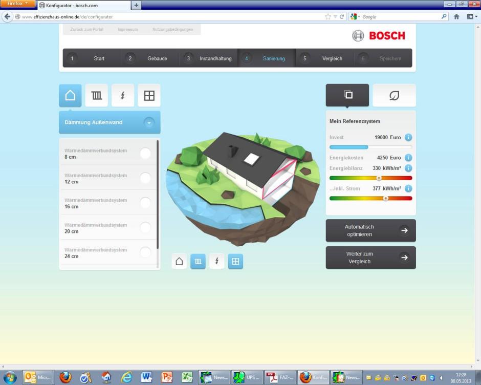 online konfigurator w nsch dir was f r dein haus umwelt technik. Black Bedroom Furniture Sets. Home Design Ideas