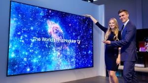 Das sind die Fernseher-Trends 2018