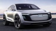 Der Audi E-Tron Quattro soll im Spätsommer 2018 debütieren.