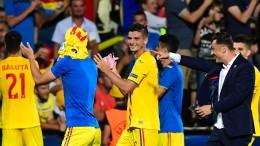 Rumänien ist der deutsche EM-Gegner im Halbfinale