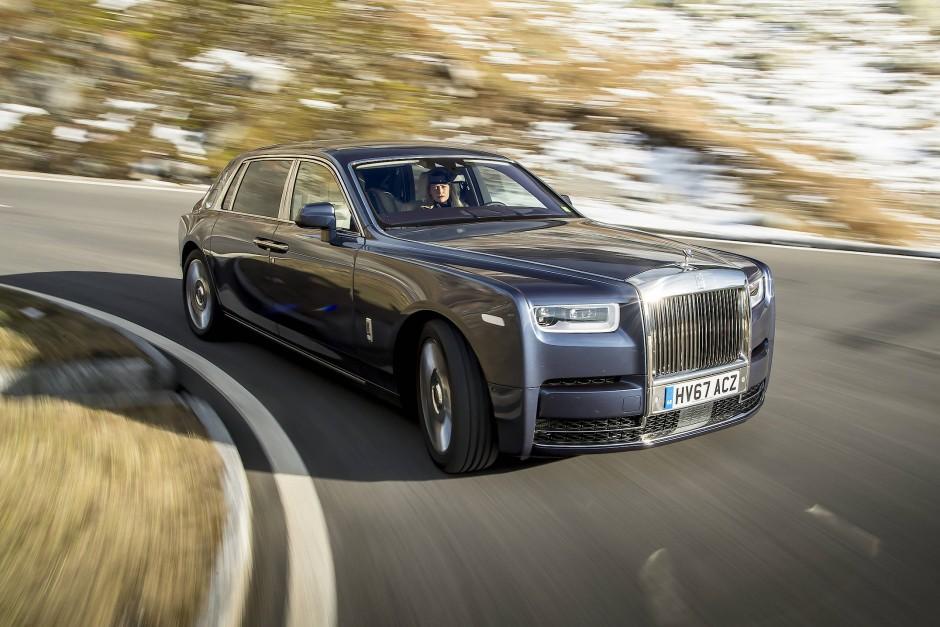 Bei Rolls-Royce erwartet man für das kommende Jahr rund 500 bis 600 verkaufte Phantom.