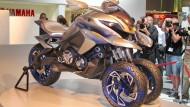 Rätsel auf drei Rädern: Was kündigt uns Yamaha mit dieser Studie an?