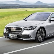 Erreicht im Dezember die ersten Kunden: Mercedes S-Klasse