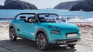 Das könnte was werden: Citroën öffnet den Cactus.