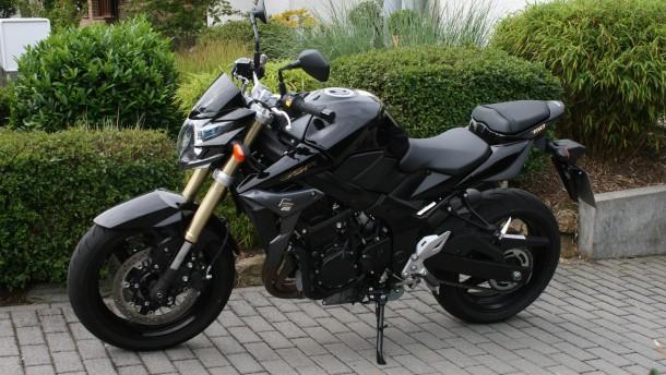 Motorradfahren kann so einfach sein