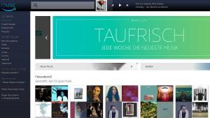 Das kann Amazons neuer Musik-Streaming-Dienst