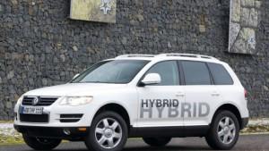 Der erste Serien-Hybrid aus Wolfsburg