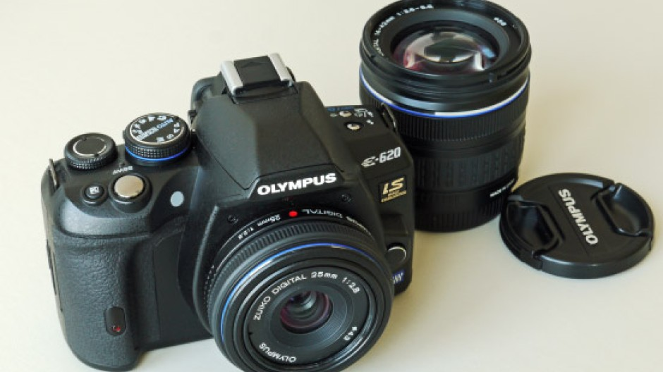 Olympus E-620: Kompakt und kreativ auf Knopfdruck - Audio & Video - FAZ