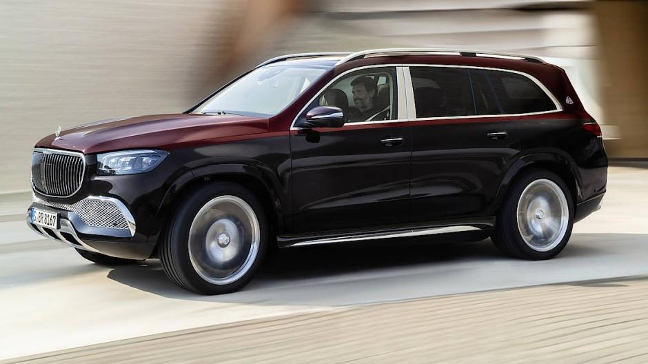 Kingsize: Der Maybach GLS als Konkurrent für den Bentley Bentayga