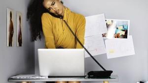 Schmerzfrei im Büro arbeiten