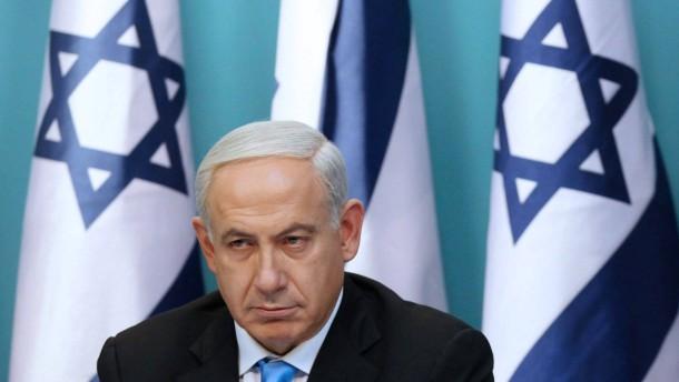 Wahl-Favorit Netanjahu