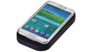 Kontaktloser Energiefluss: Maxfields Lade-Pad speist Samsungs Smartphone