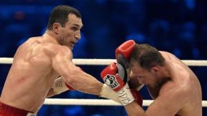 Klitschko besiegt Pianeta mühelos