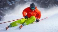 Auch wenn im Flachland schon der Frühling ruft: In den Alpen darf noch kräftig Ski gefahren werden