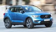 Der nächste Softgeländewagen von Volvo: XC 40