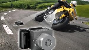Blockierschutz auch beim Bremsen in Schräglage