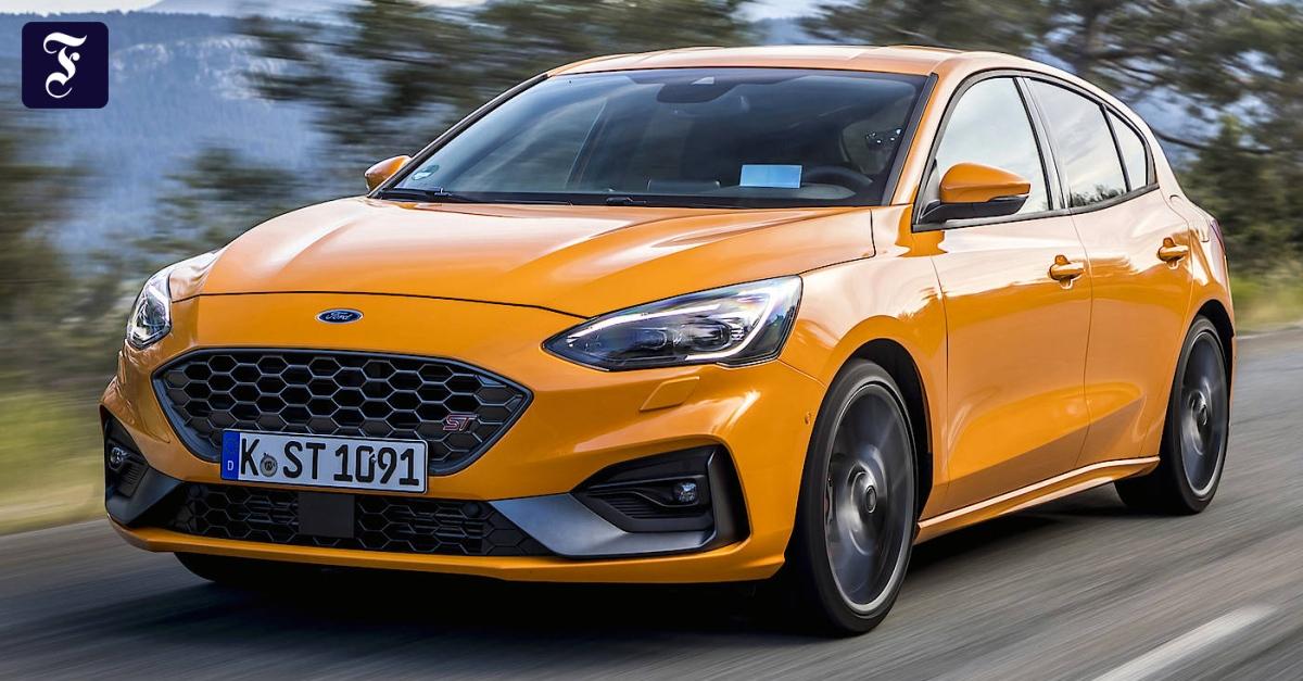 Fahrbericht Ford Focus ST: Sternstunde der Vergesslichkeit
