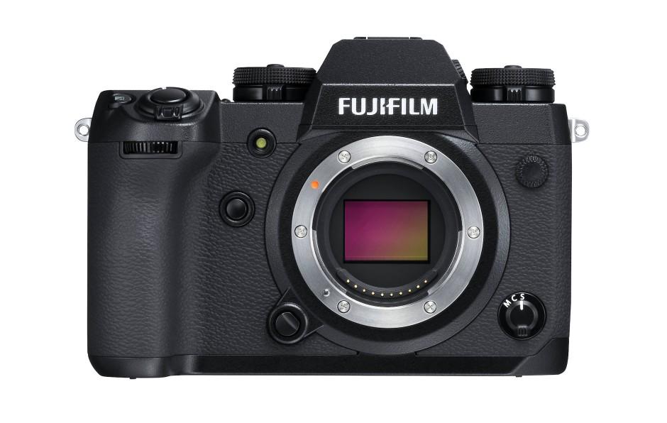 Der Fujifilm X-H1 ist in schöner Einigkeit von den Rezensenten ihr Gewicht von nackt fast anderthalb Pfund vorgehalten worden.